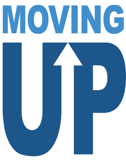 Moving Up Logo