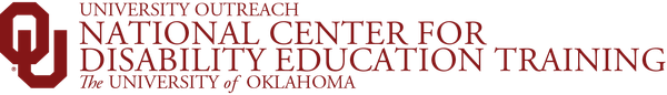 National Center for Disability Education Training